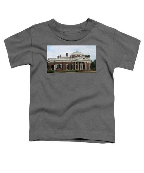 Monticello Toddler T-Shirt