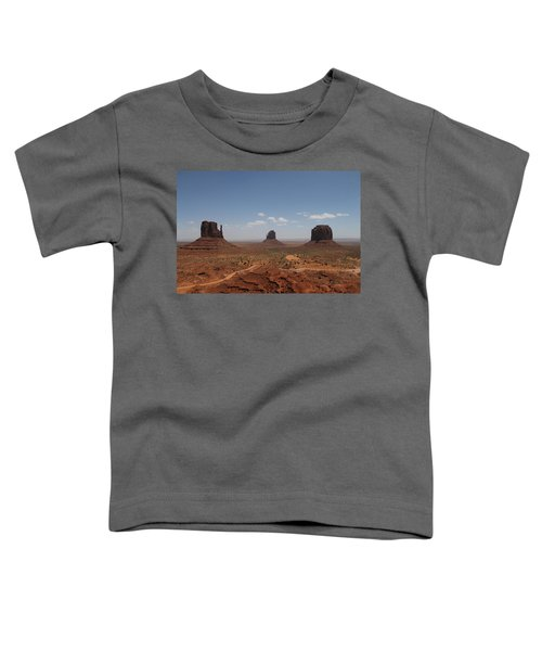 Monument Valley Navajo Park Toddler T-Shirt