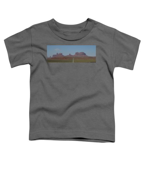 Monument Valley Navajo Tribal Park Toddler T-Shirt