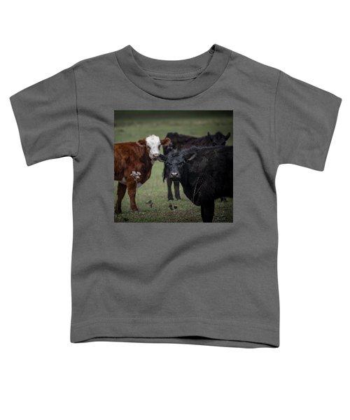 Moo Toddler T-Shirt