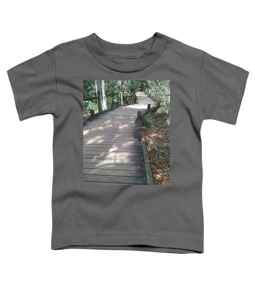 Mooloolaba Path Toddler T-Shirt