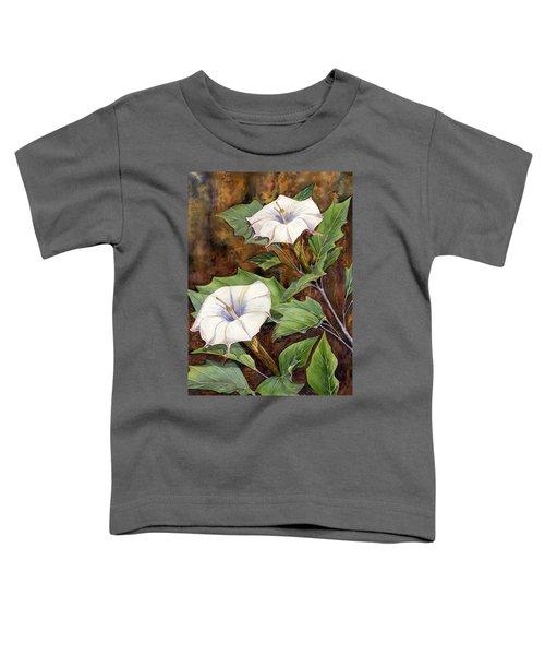 Moon Lilies Toddler T-Shirt