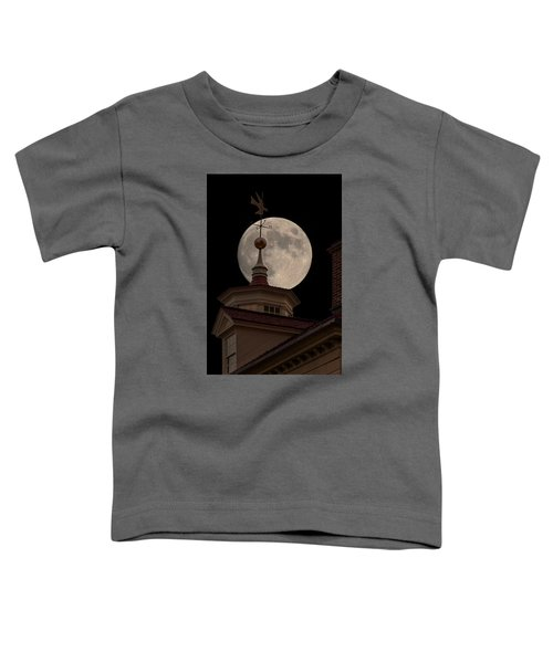 Moon Over Mount Vernon Toddler T-Shirt