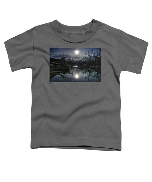 Moon Over Sand Creek Toddler T-Shirt