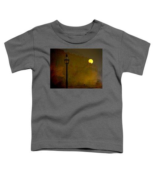 Moon Walker Toddler T-Shirt