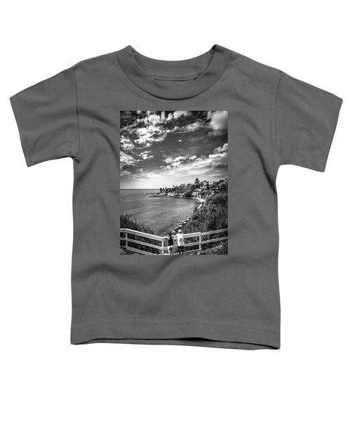 Moonlight Cove Overlook Toddler T-Shirt