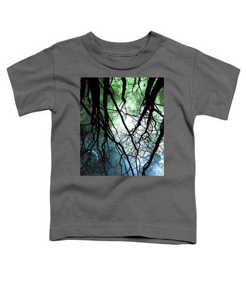 Moonlight Forest  Toddler T-Shirt