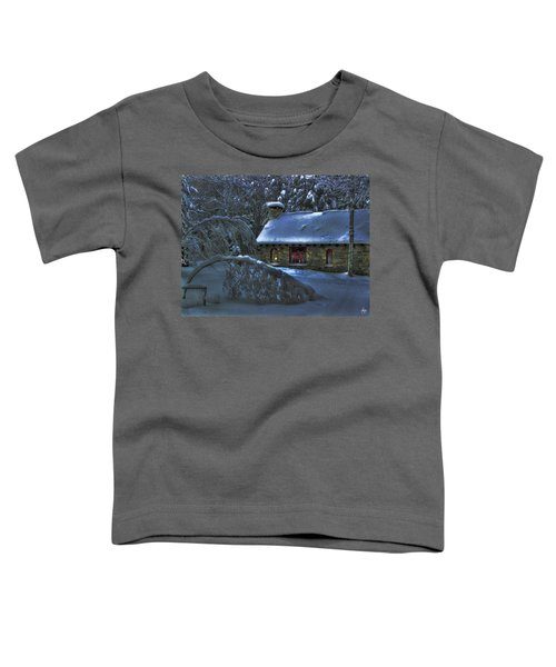 Moonlight On The Stonehouse Toddler T-Shirt