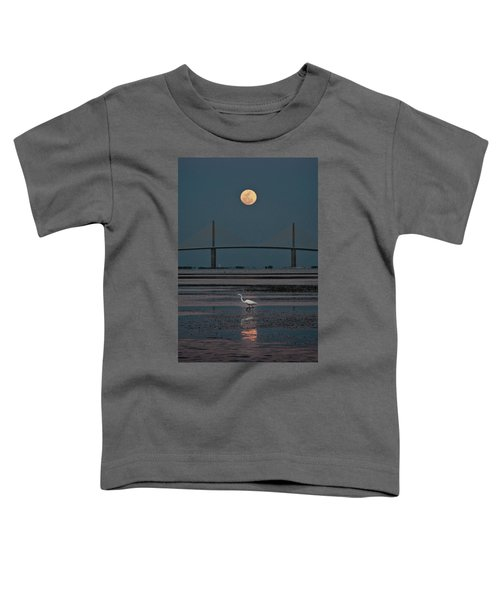 Moonlight Stroll Toddler T-Shirt