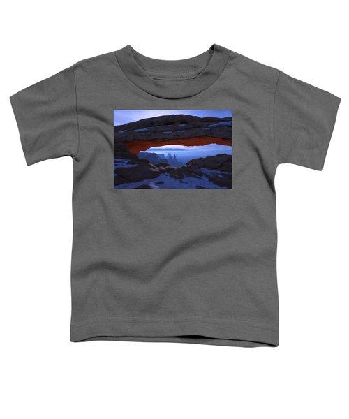 Moonlit Mesa Toddler T-Shirt