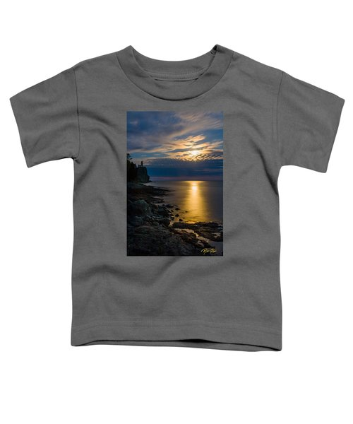 Moonrise From The Cloudbank Toddler T-Shirt