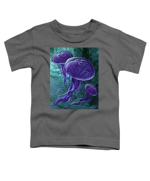 Moons Toddler T-Shirt
