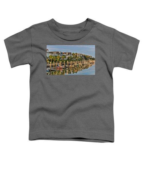 Morgan Place Homes In Wild Dunes Resort Toddler T-Shirt