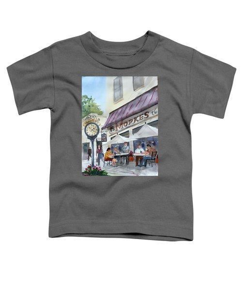 Morkes Spring Toddler T-Shirt