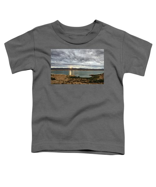 Morning After The Storm Toddler T-Shirt