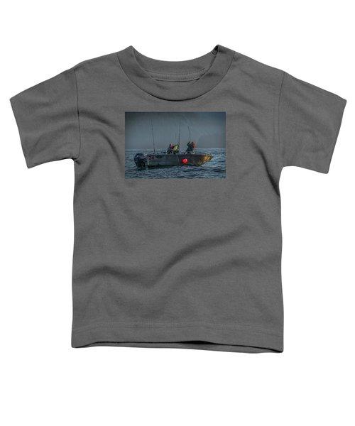 Morning Catch Toddler T-Shirt