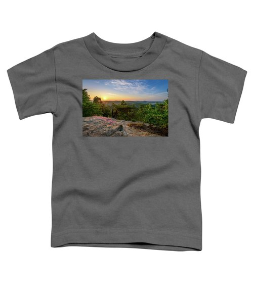 Morning Colors Toddler T-Shirt