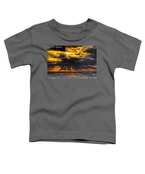 Morning Drama Toddler T-Shirt