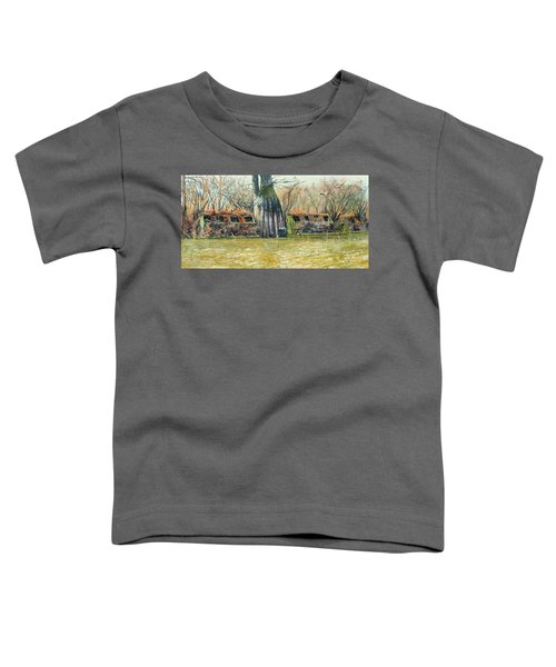 Morning Flight At Little Basin Toddler T-Shirt