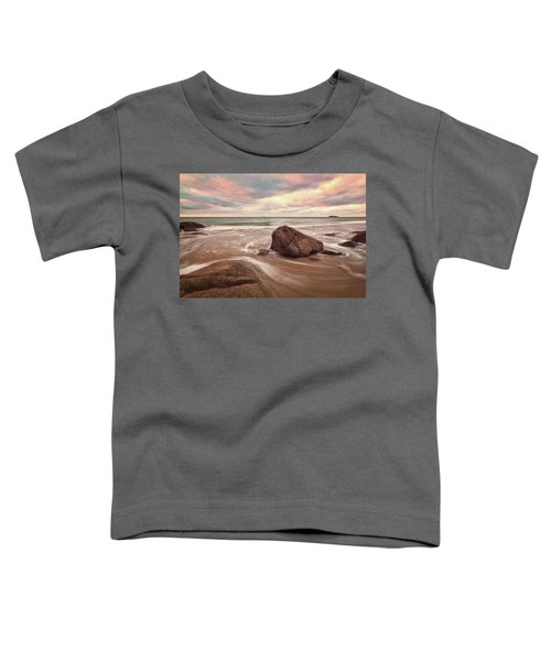 Morning Glow Singing Beach Ma Toddler T-Shirt