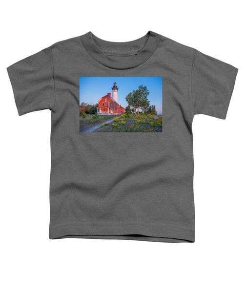 Morning Light At Au Sable Point Toddler T-Shirt