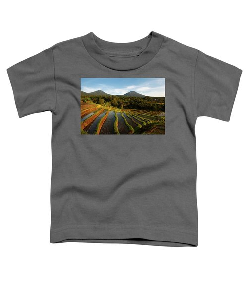 Morning On The Terrace Toddler T-Shirt