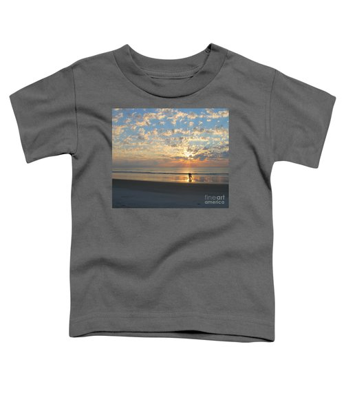 Morning Run Toddler T-Shirt