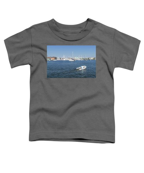 Solitude On The Creek Toddler T-Shirt
