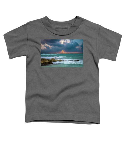 Morning Surf Toddler T-Shirt