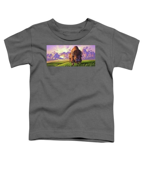 Morning Thunder Toddler T-Shirt
