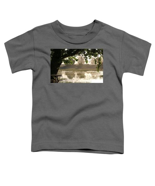 Morning Tranquility  Toddler T-Shirt