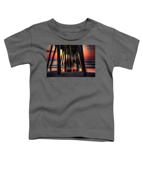 Morning Under The Pier Toddler T-Shirt