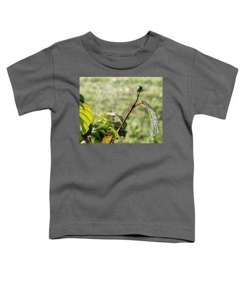 Morning Web #1 Toddler T-Shirt