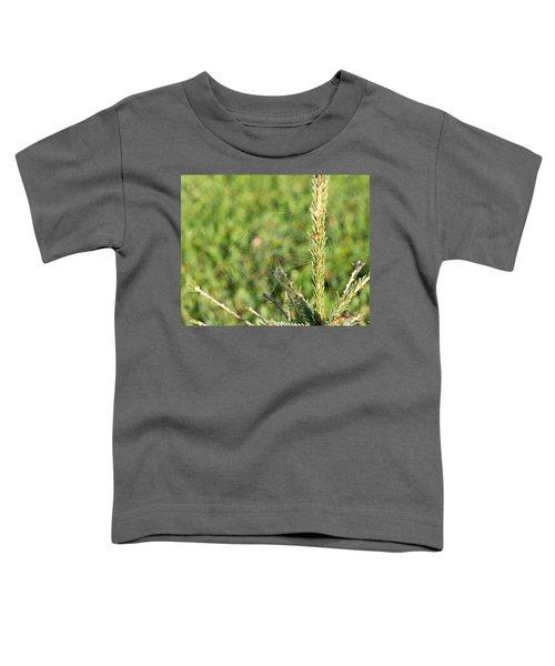 Morning Web #2 Toddler T-Shirt