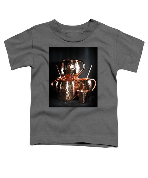 Moscow Mule Set Toddler T-Shirt