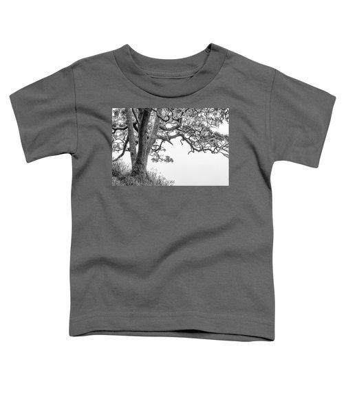 Mossy Tree Toddler T-Shirt
