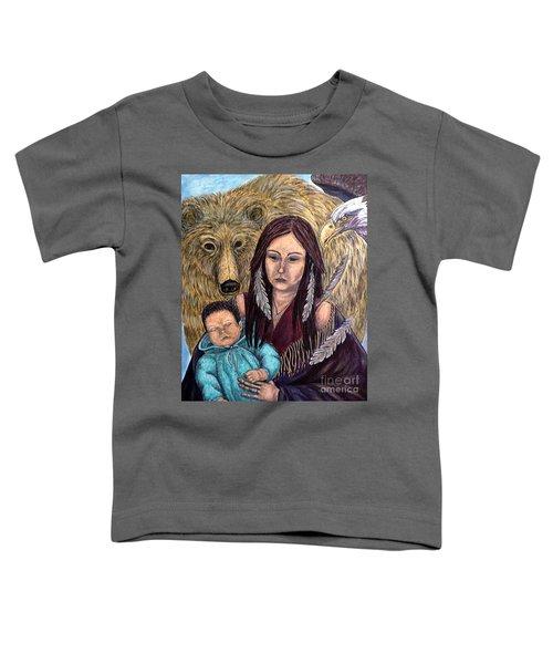 Motherhood-guardian Spirits Toddler T-Shirt
