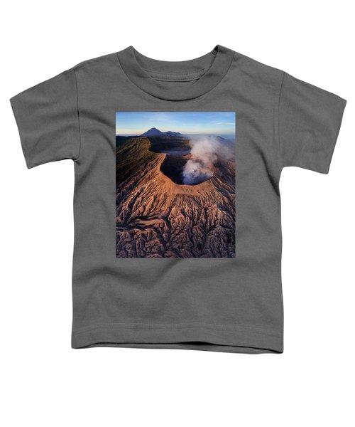 Mount Bromo At Sunrise Toddler T-Shirt
