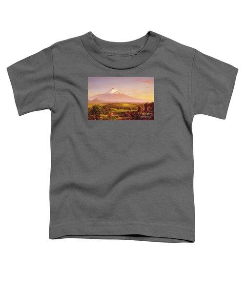 Mount Etna Toddler T-Shirt