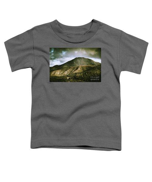Mount Zeehan Tasmania Toddler T-Shirt