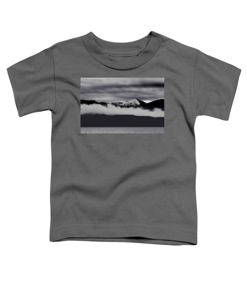 Mountain Contrast Toddler T-Shirt