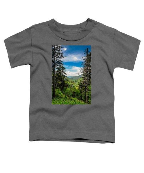 Mountain Pines Toddler T-Shirt