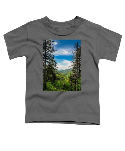 Mountain Pines Toddler T-Shirt