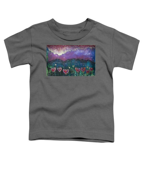 Mountain Poppies Toddler T-Shirt