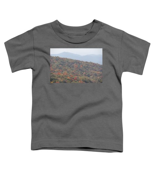 Mountain Range Toddler T-Shirt