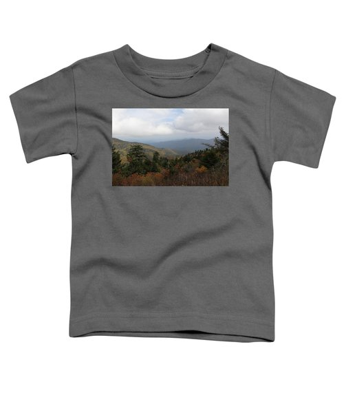Mountain Ridge View Toddler T-Shirt