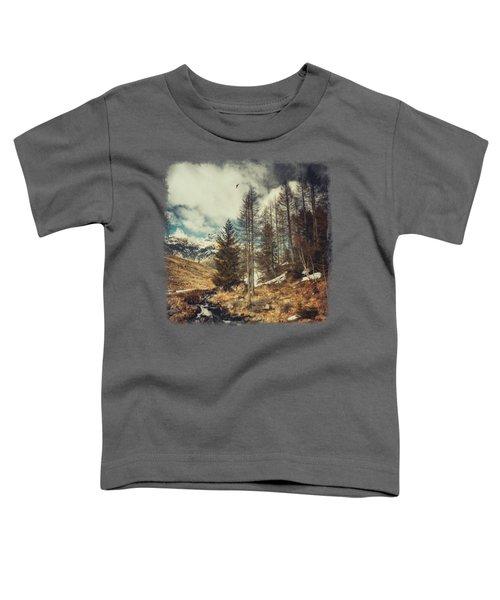 Mountain Spring Toddler T-Shirt