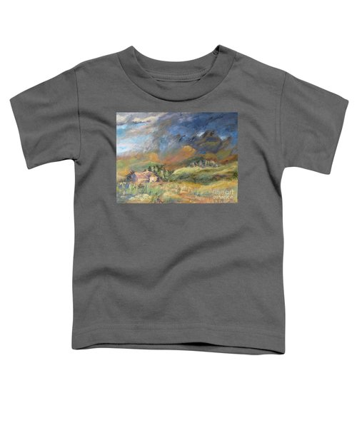 Mountain Storm Toddler T-Shirt