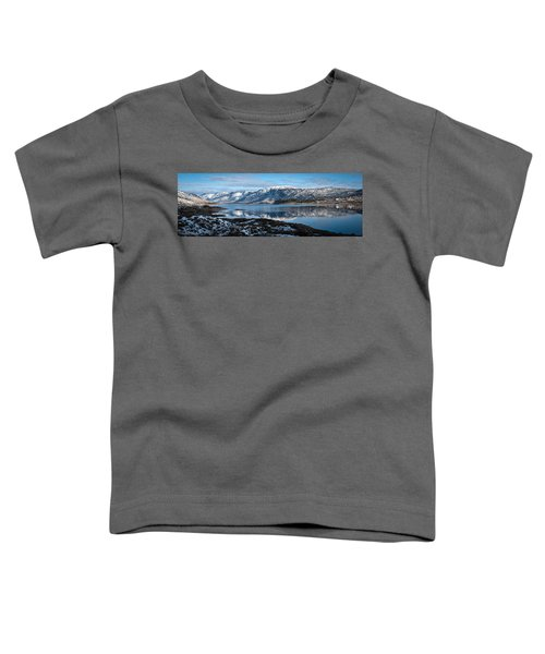 Mountain Tranquillity  Toddler T-Shirt