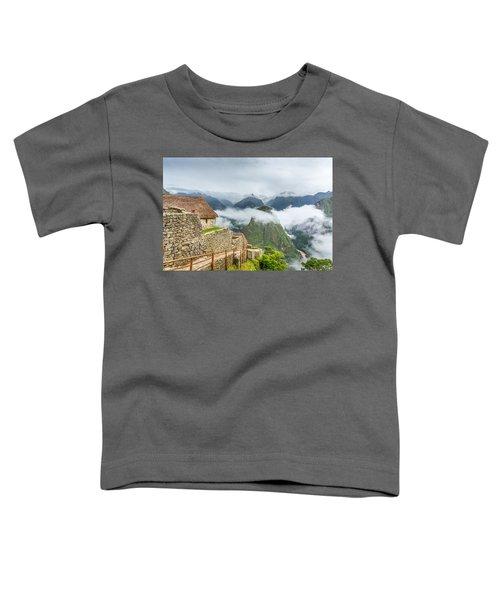 Mountain View. Toddler T-Shirt